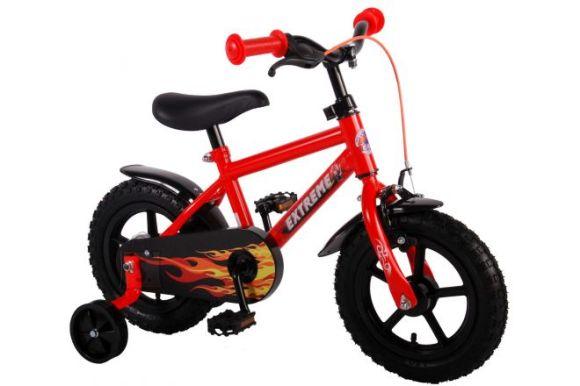 """Yipeeh 12"""" poiste jalgratas Extreme Orange"""