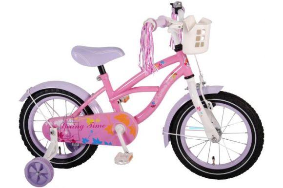 """Yipeeh 14"""" tüdrukute jalgratas Springtime Cruiser"""