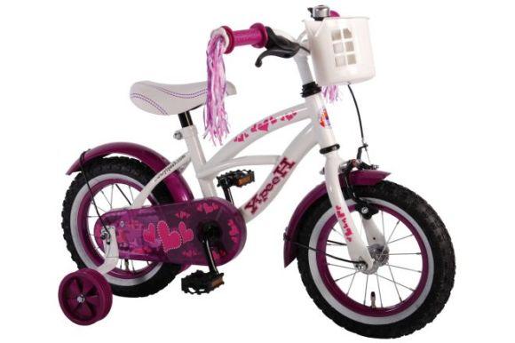 """Yipeeh 12"""" tüdrukute jalgratas Heart Cruiser"""