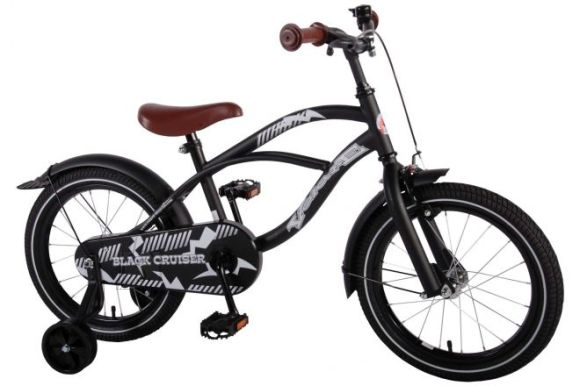 "Volare 16"" poiste jalgratas Black Cruiser"
