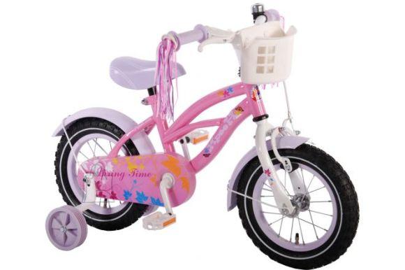"""Yipeeh 12"""" tüdrukute jalgratas Springtime Cruiser"""