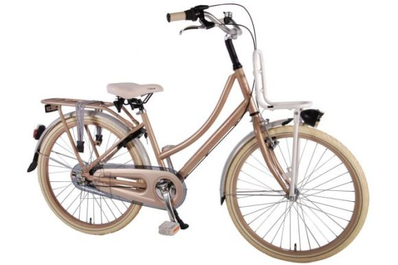 "Volare 24"" tüdrukute jalgratas Lolz Shimano Nexus 3 käiku"