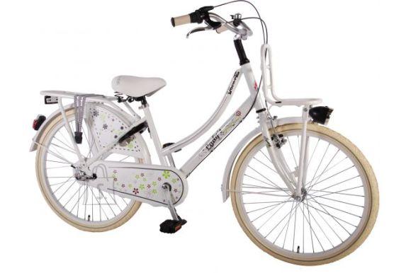 """Volare 24"""" tüdrukute jalgratas Dutch Oma 3 käiku"""