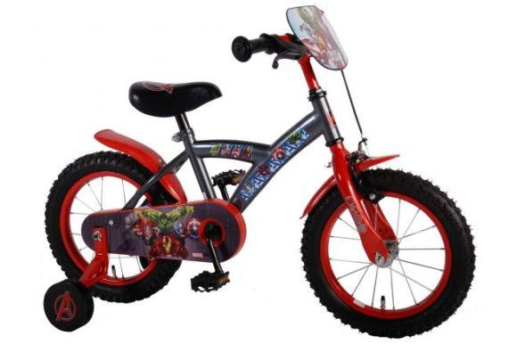 "14"" laste jalgratas Avengers"