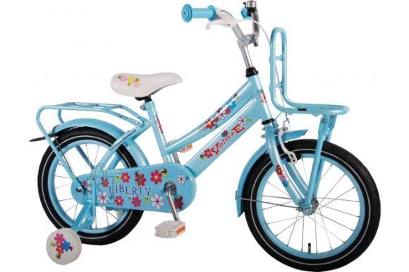 "Volare 16"" tüdrukute jalgratas Liberty Urban"
