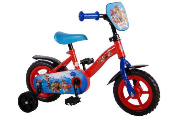 "10"" laste jalgratas Paw Patrol"
