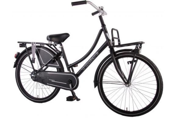 """Volare 24"""" tüdrukute jalgratas Dutch Oma deluxe"""