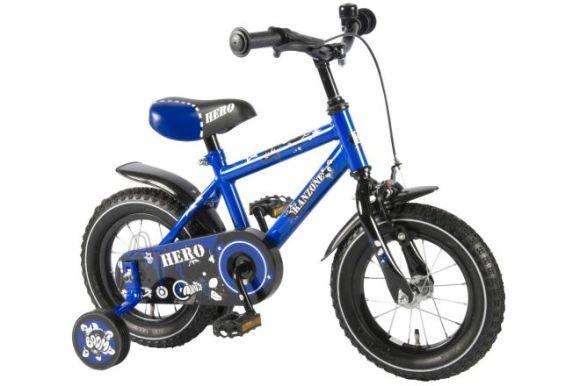 """Kanzone 12"""" poiste jalgratas Hero"""