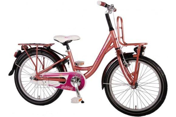 "Volare 20"" tüdrukute jalgratas Ashley deluxe"