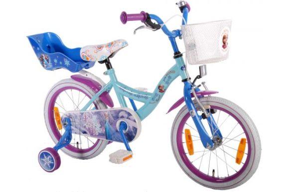 "Volare tüdrukute jalgratas Disney Frozen 16"""