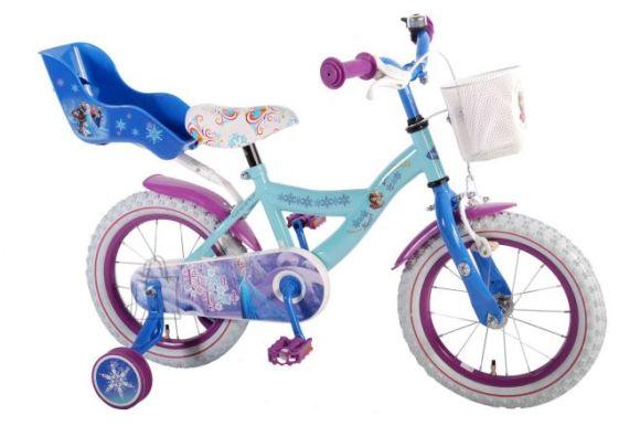 "Tüdrukute jalgratas Disney Frozen 14"""