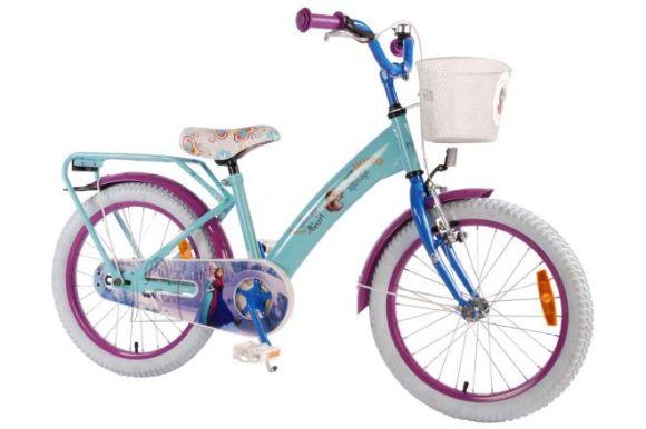 "Tüdrukute jalgratas Disney Frozen 18"""