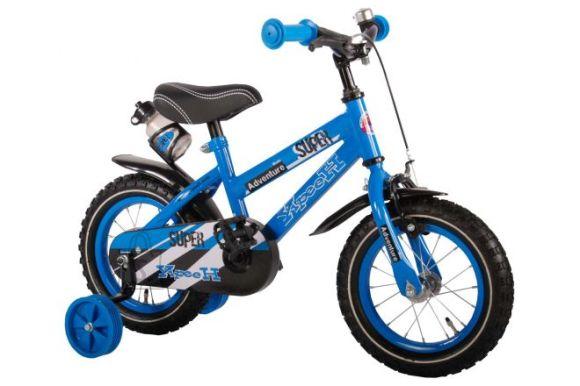 "Yipeeh poiste jalgratas Super Blue 12"""