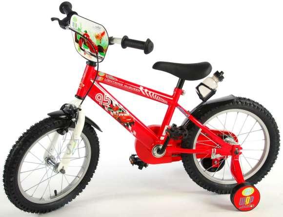 "Volare Poiste jalgratas Disney Cars 16"""