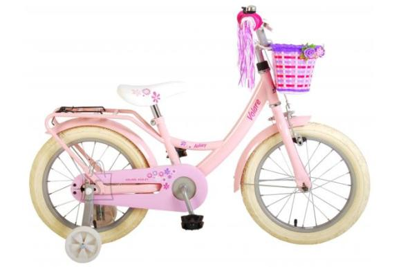 Volare Volare Ashley Children's bicycle - Girls - 16 inch - Pink - 95% assembled