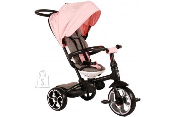 Qplay Tricycle Prime 4 in 1 - Girls - Pink