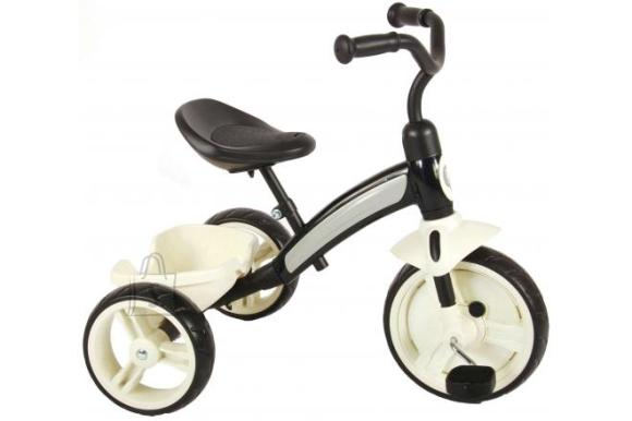 QPlay Elite Tricycle - Boys and Girls - Black