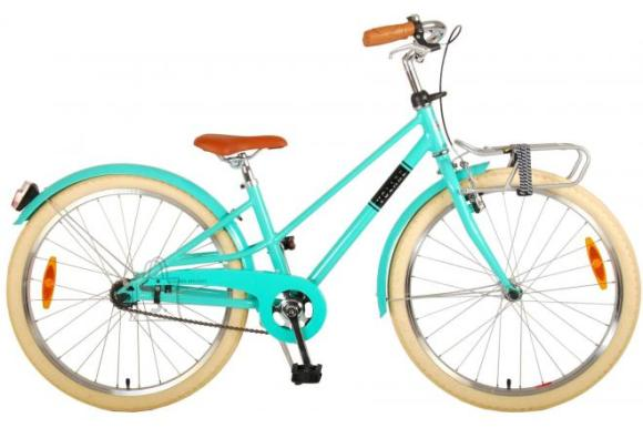 Volare Volare Melody Children's bicycle - Girls - 24 inch - Turquoise - Prime Collection