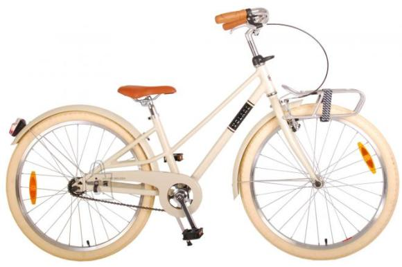 Volare Volare Melody Children's bicycle - Girls - 24 inch - Sand - Prime Collection