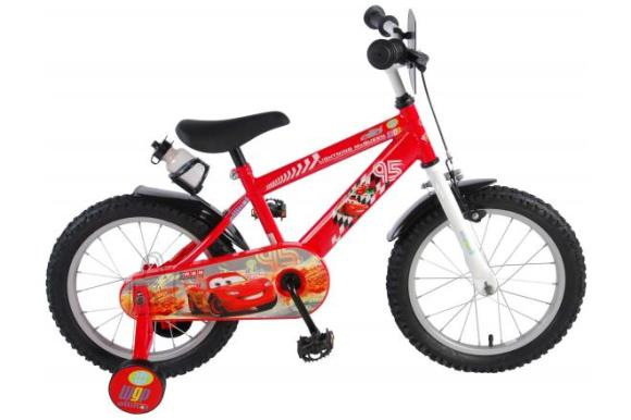 Disney Cars Disney Cars 16 inch boys bicycle 95% assembled