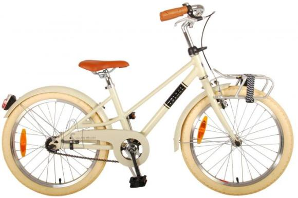 Volare Volare Melody Children's bicycle - Girls - 20 inch - Sand - Prime Collection