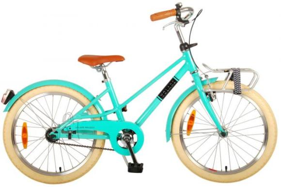 Volare Volare Melody Children's bicycle - Girls - 20 inch - turquoise - Prime Collection