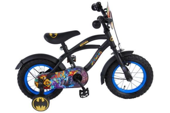 Batman Batman Children's Bicycle - Boys - 12 inch - Black