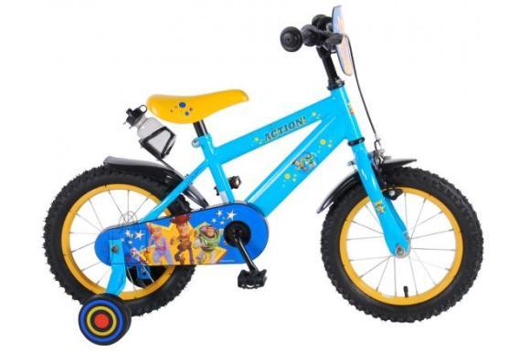 "Poiste jalgratas 14"" Disney Toy Story sinine"