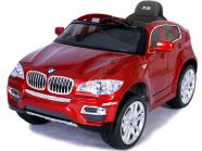 BMW X6 elektriauto + nahkiste + kaugjuhtimispult lapsevanemale