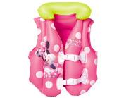 Bestway laste ujumisvest Minnie 91070