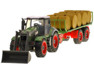 Raadioteel juhitav järelhaagisega traktor RC0206AB