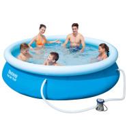 Bestway bassein koos filterpumbaga Ø305 cm
