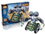 Mängukomplekt roboti ehitamiseks