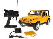 Raadioteel juhitav Jeep Wrangler Rubicon