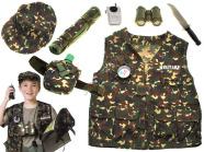 Sõduri komplekt lastele