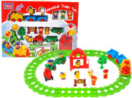 Rongirada koos rongiga lastele