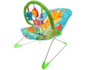 Värviline mänguasjadega vibreeriv iste beebidele