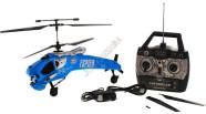 Raadioteel juhitav helikopter koos kaameraga