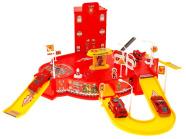 Konstruktori komplekt  ja sõidukid lastele