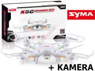 Syma raadioteel juhitav droon X50C kaameraga