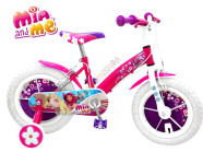 "14"" tüdrukute jalgratas Mia & Me"
