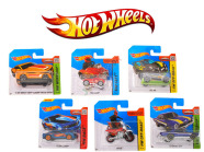 """Hot Wheels"" metallist mängusõiduk"