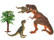 Dinosauruste mängukujud lastele