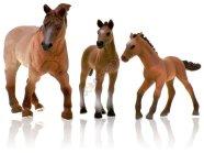 Hobuste mängukujud lastele