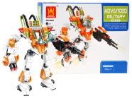 Ehitusklotside komplekt Robot 389 osa