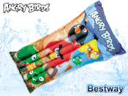 "Bestway täispuhutav rannamadrats ""Angry Birds"" 119 x 61 cm"