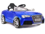Elektriauto lakitud Audi RS 5 lastele