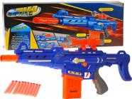 Mängupüstol + 20 vahtpadrunit