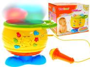 Interaktiivne muusikaline mänguasi lastele
