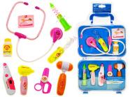Kohvriga arstikomplekt lastele
